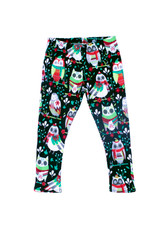 The Owl Holiday Leggings for Kids