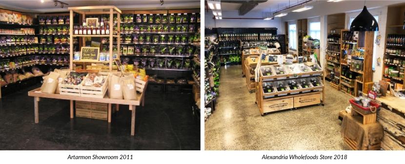 Honest to Goodness Alexandria Whole Foods Store Sydney