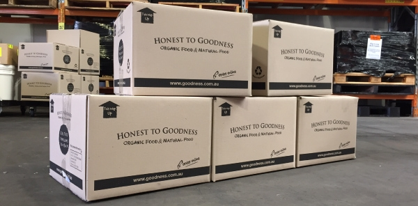 Honest to Goodness Shipping and Delivery Australia