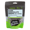 Organic Dark Chocolate Drops 70% Cocoa 250g