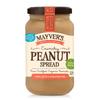 Organic Crunchy Peanut Spread 375g