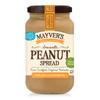 Mayver's Organic Peanut Spread Smooth 375g