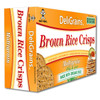DeliGrains Brown Rice Crisps Multigrain 100g