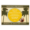 Organic Lemongrass Coconut Soap 100g