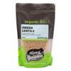 Organic Green Lentils 500g