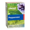 Planet Organic Peppermint Tea Bags x 50