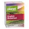 Planet Organic English Breakfast Tea Bags x 25