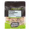 Organic Apple and Cranberry Muesli 900g