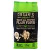 Organic Unbleached White All-Purpose Flour 2KG