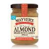 Mayver's Almond, Brazil Nuts & Cashew Spread 240g