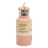 Stainless Steel Drink Bottle 350ml - Pink