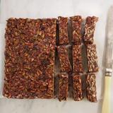 Seedy Fig and Nut Choc Bars