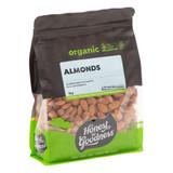 Organic Almonds 1KG