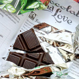 Fairtrade Organic Mint 67% Dark Chocolate 80g