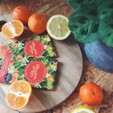Fairtrade Organic Orange 65% Dark Chocolate 80g