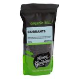 Organic Currants 500g