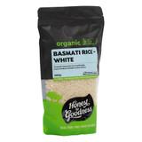 Organic White Basmati Rice 650g
