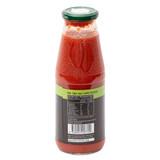 Organic Tomato Puree with Basil 690g