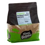 Organic Brown Basmati Rice 5KG