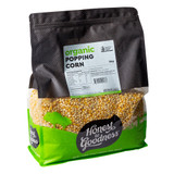 Organic Popcorn Kernels 5KG