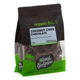 Organic Coconut Chips - Chocolate 500g - BBD 04.02.2022