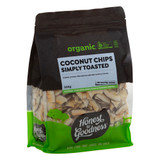 Organic Coconut Chips - Simply Toasted 500g - BBD 06.04.2022