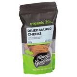 Organic Dried Mango Cheeks 300g