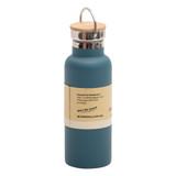 Stainless Steel Drink Bottle 500ml - Blue