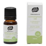 Organic Lemongrass Essential Oil 10ml