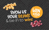 COMPETITION TIME: Show us your beans!