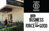 Using Business as a Force for Goodness