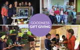 Goodness Gift Giving | Christmas Charity Donation