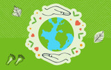 5 THINGS YOU CAN DO TO REDUCE YOUR FOOTPRINT