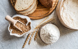 Guide to Flour Types and Uses