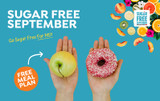 Sugar Free September - How to balance the sugar in your diet