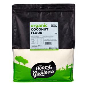 Honest to Goodness Organic Coconut Flour