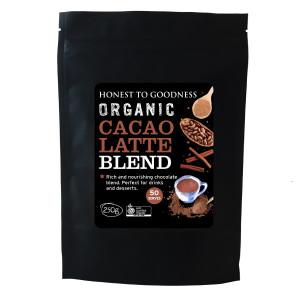 Organic Cacao Latte Blend 250g