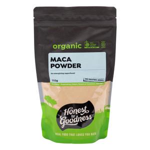 Organic Maca Powder Raw 350g