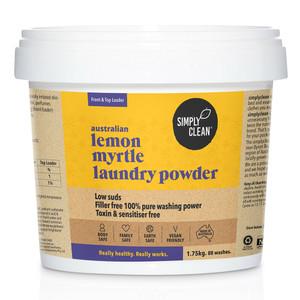 Lemon Myrtle Laundry Powder 1.75KG