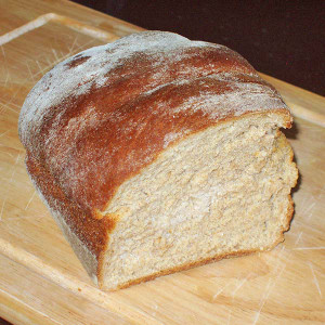 Organic Rye Loaf