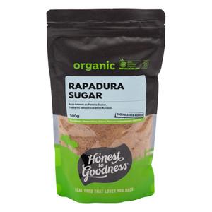 Organic Rapadura Sugar 500g