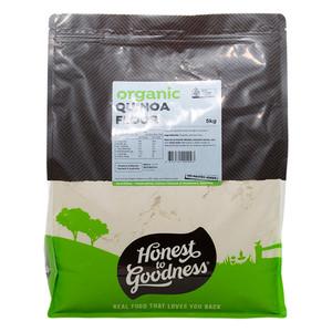 Honest to Goodness Organic Quinoa Flour
