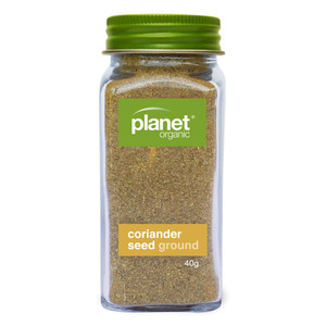 Organic Ground Coriander 40g