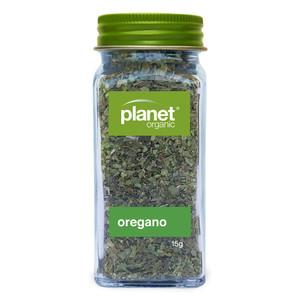 Organic Oregano Leaf 15g