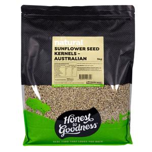 Honest to Goodness Australian Sunflower Kernels