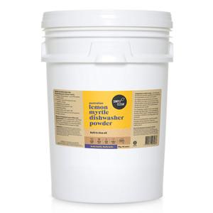 Lemon Myrtle Dishwasher Powder 15KG