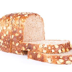 Rye, Oat and Honey Bread