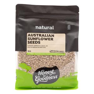 Australian Sunflower Seeds 1KG