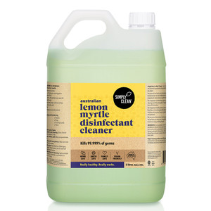 Lemon Myrtle Disinfectant Cleaner 5L