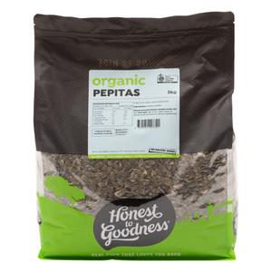 Organic Pepitas 5KG